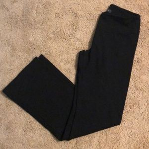 The Limited Black Stretchy Sweat Pants Small
